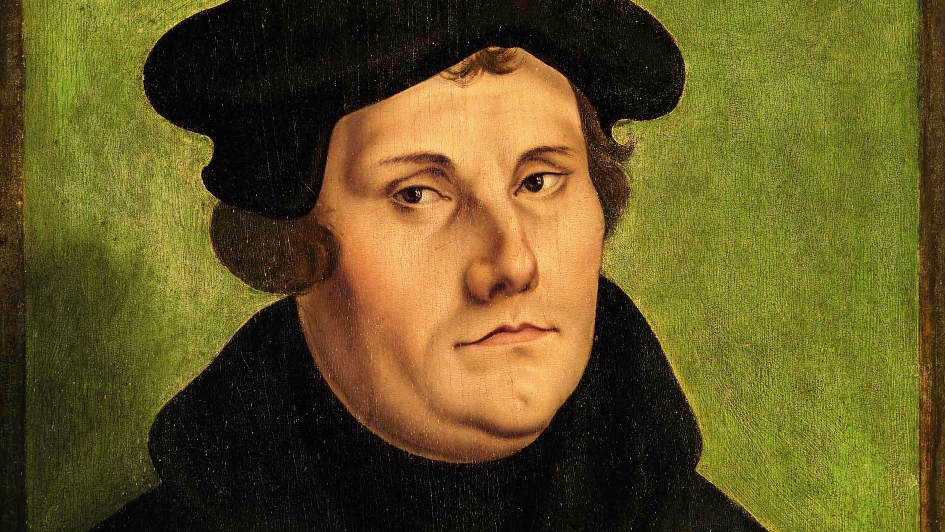 Biography Martin Luther The Fearful Philosopher Vision