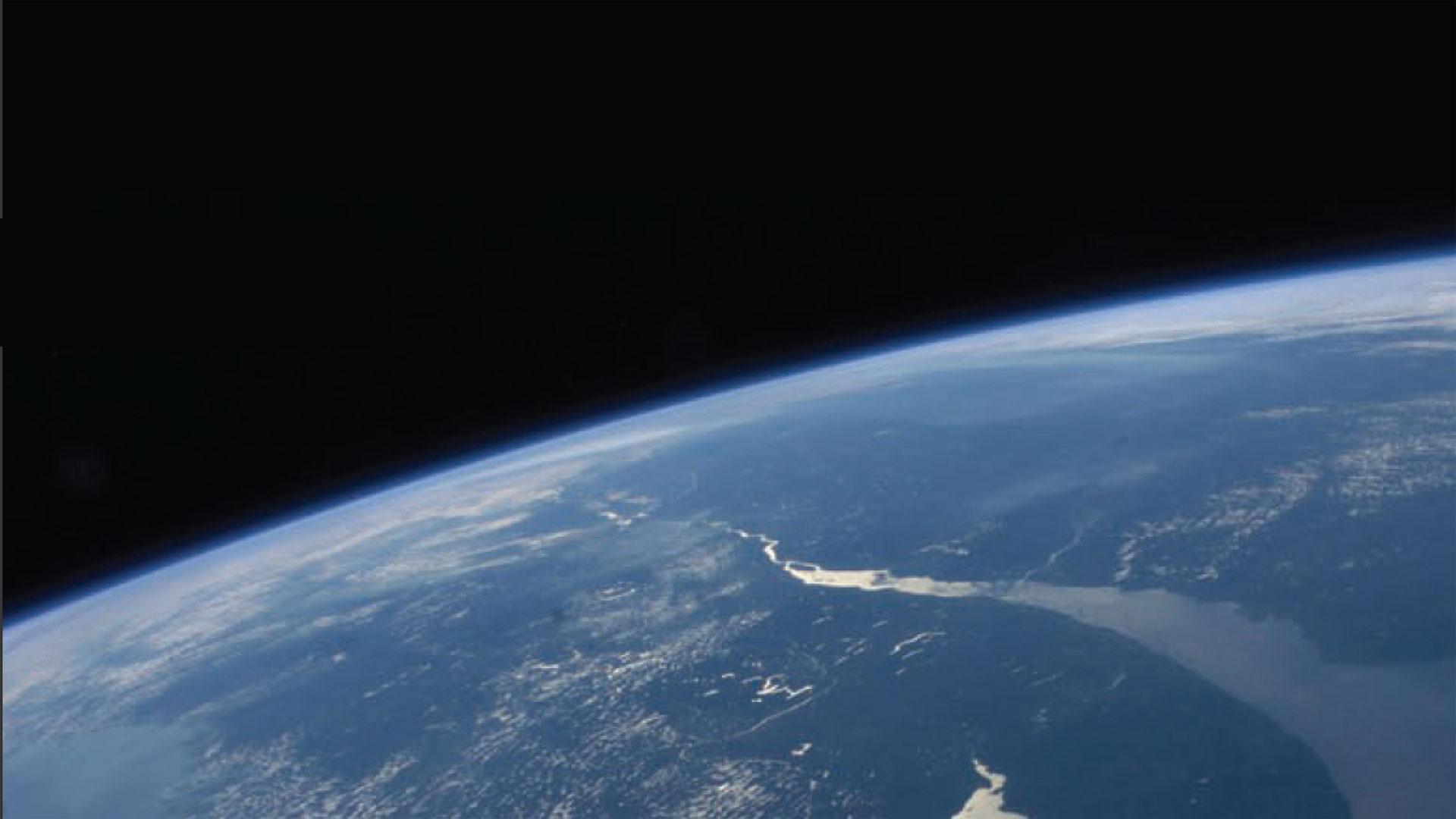earth orbit video - HD1920×1080